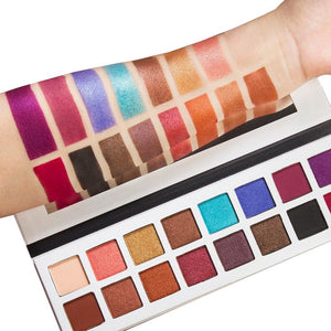 Eyeshadow Matte Colors Palette