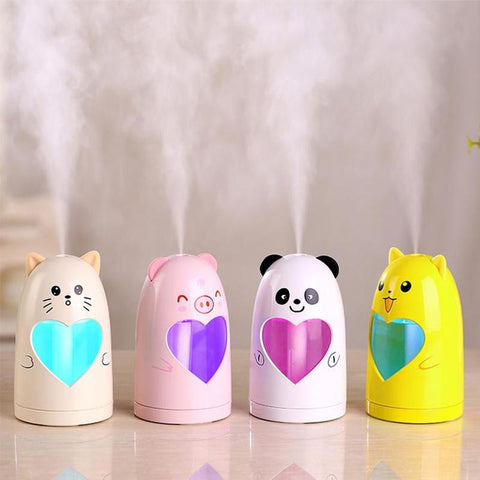 Animal Heart Design Humidifier