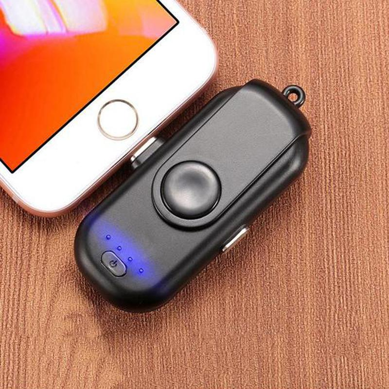 Finger Power Charger