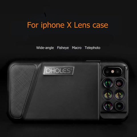 Image of 6 in 1 Shooting Lens For iPhone