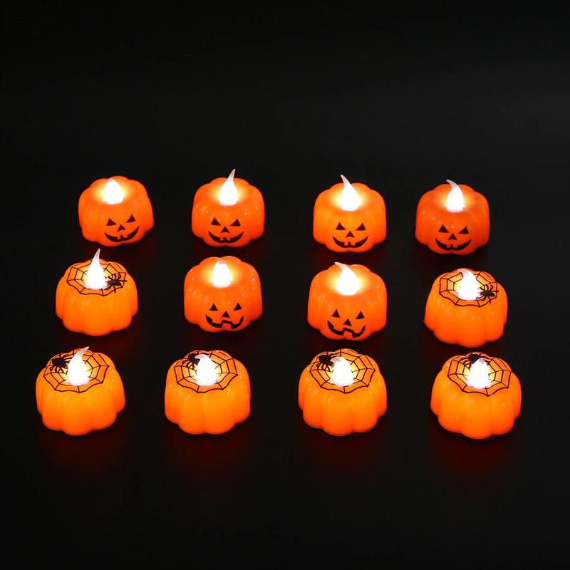 Indoor Decor Halloween Candles