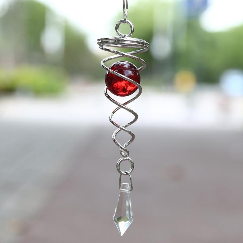 3D Crystal Foldable Wind Chime