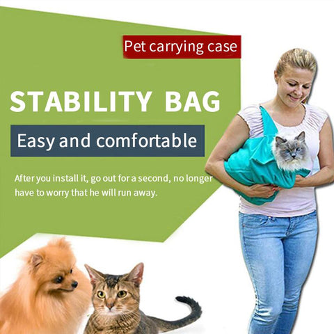 Breathable Cat Carrier Bag