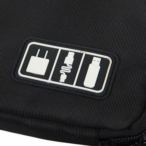 Image of Portable Cable Organizer Bag