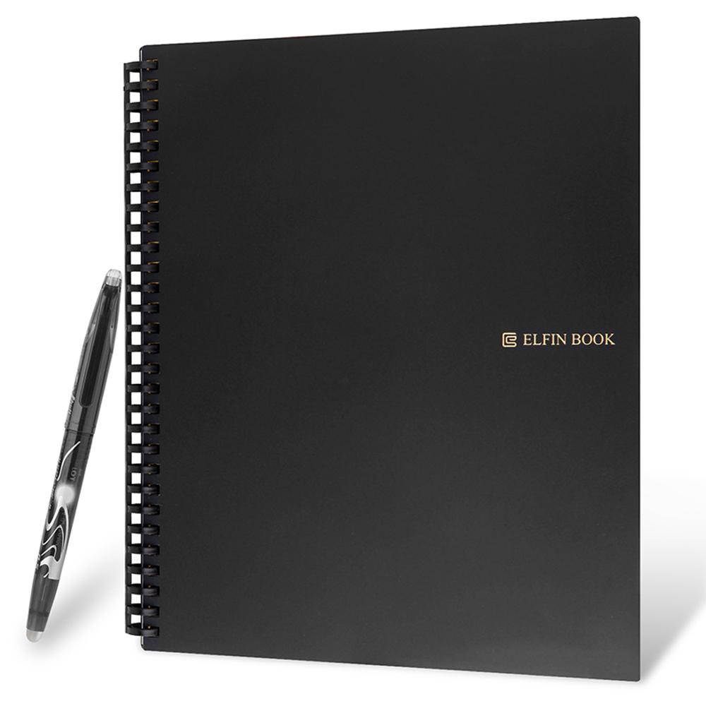 Reusable Wire-bound Notebook