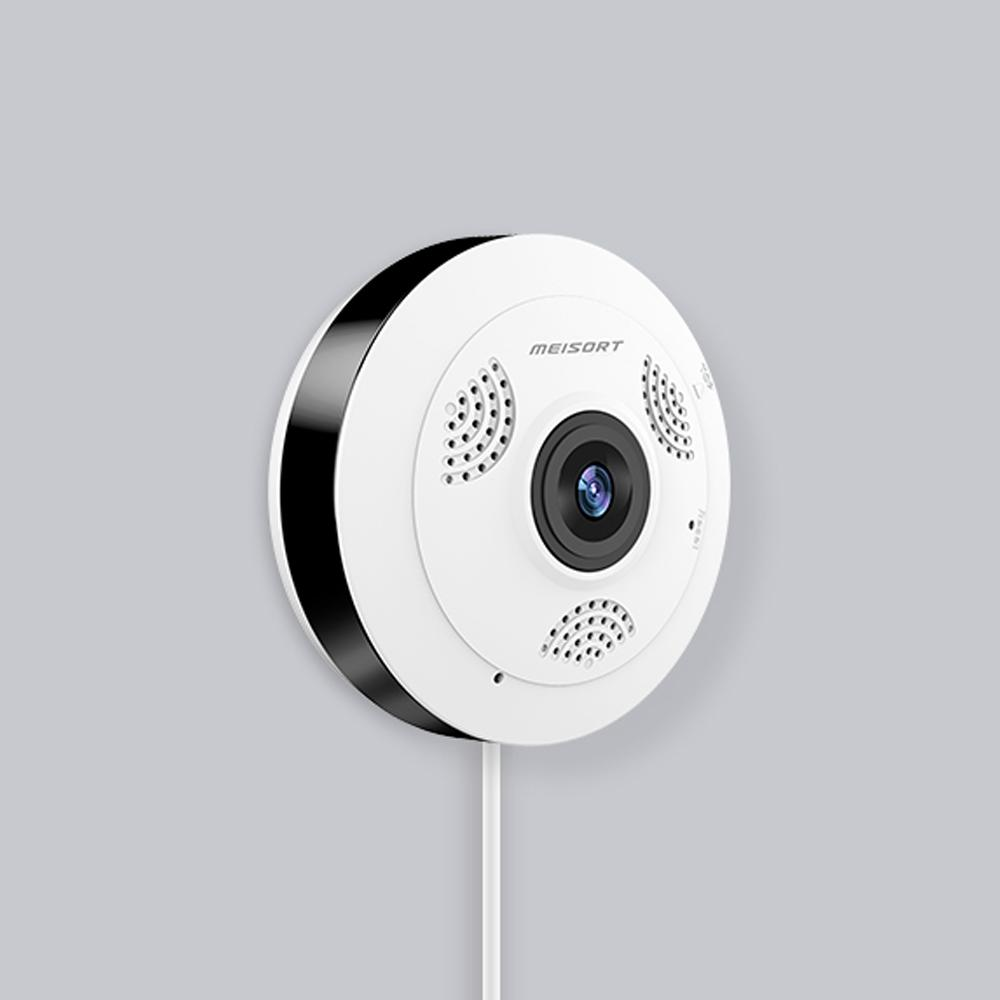 Panoramic 360° Surveillance Camera