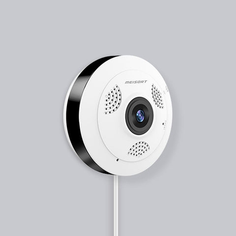 Image of Panoramic 360° Surveillance Camera