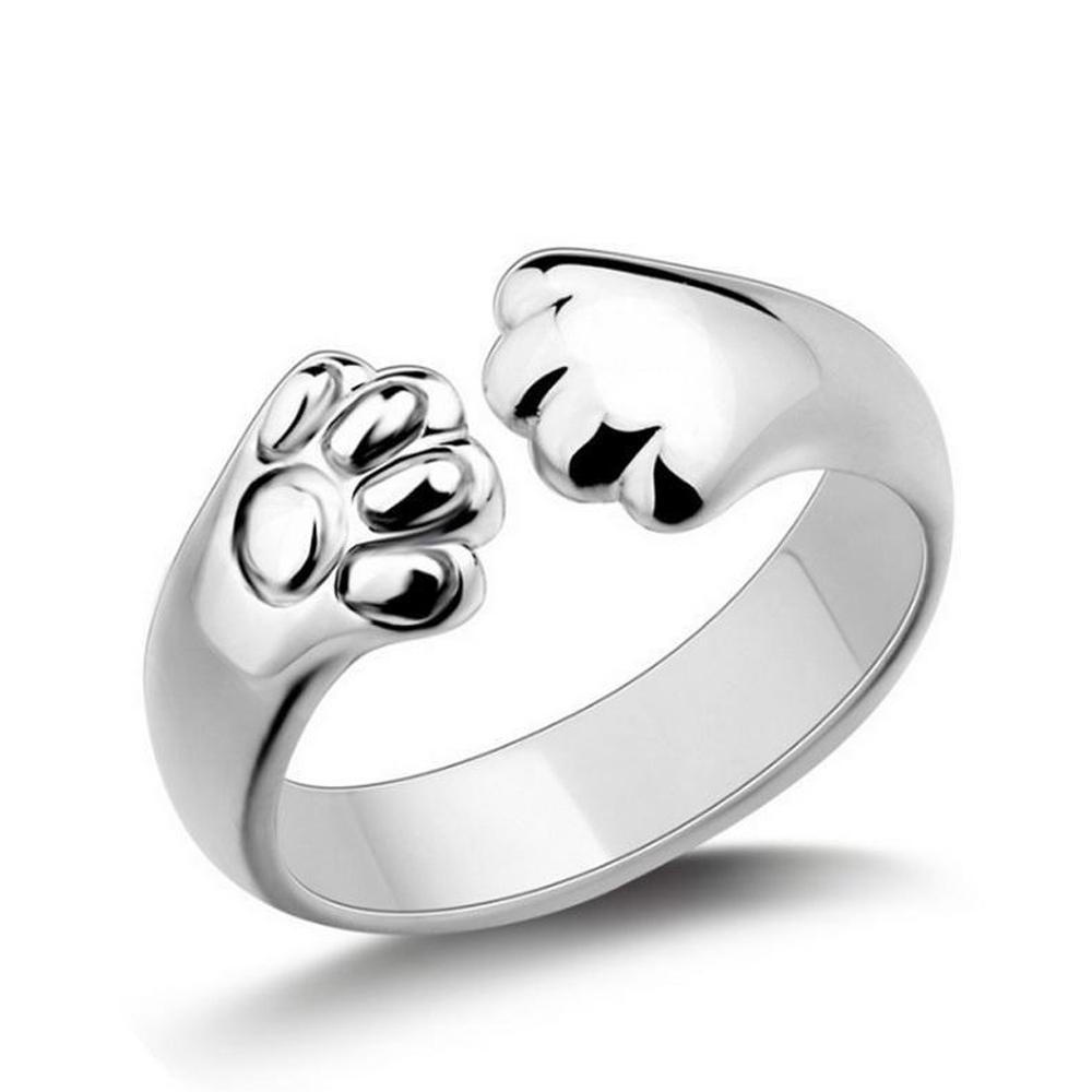 Paw Ring For Women