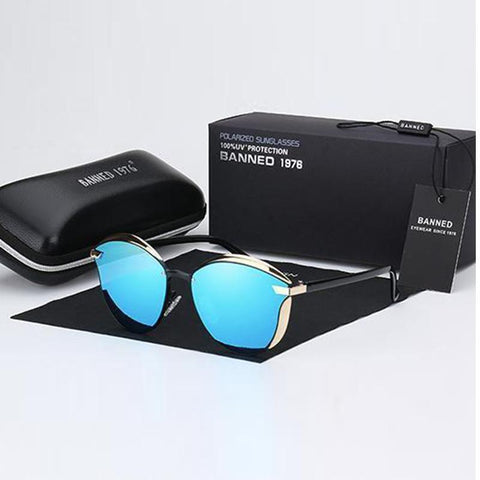 Image of Polarized Women Sunglasses