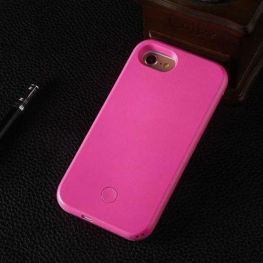 Luxury Glowing Phone Case for Apple iPhones