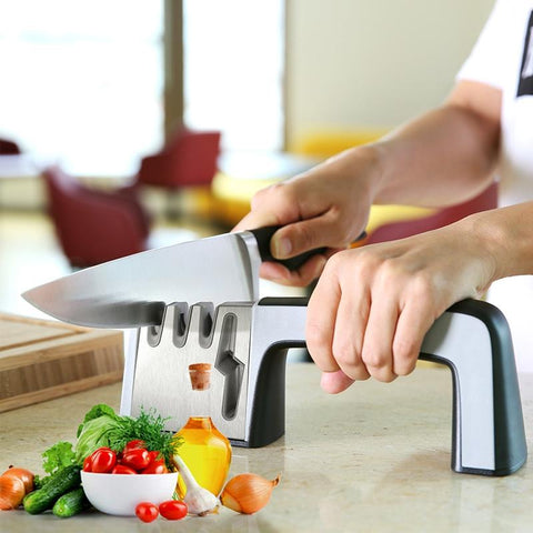 Image of 4 in 1 Knife & Scissor Sharpener