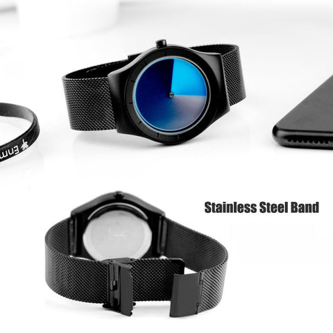 Gradient Wrist Watch