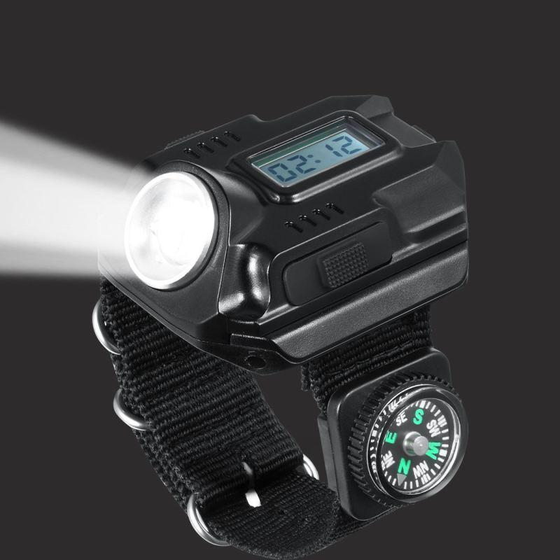 Wrist Flashlight