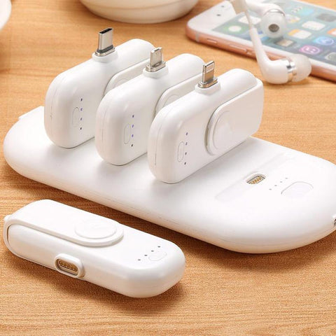 Image of portable battery charger