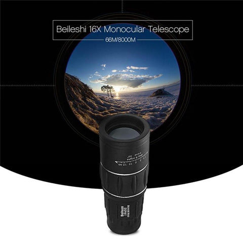 Image of portable telescope