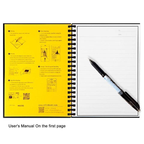 Image of Erasable Notebook