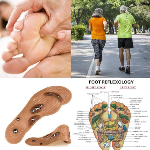 massage shoe insoles
