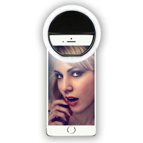 Smartphone Selfie Ring Light Smartphone