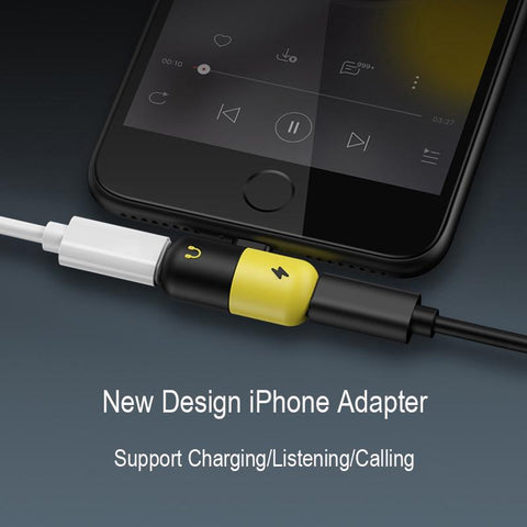 iPhone splitter