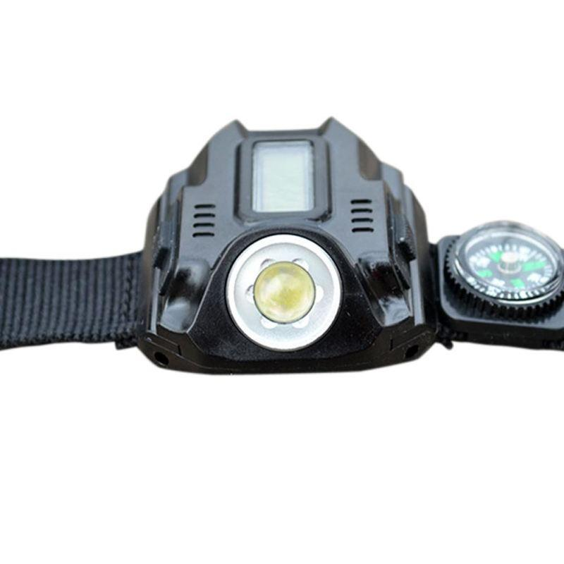 Rechargeable Watch
