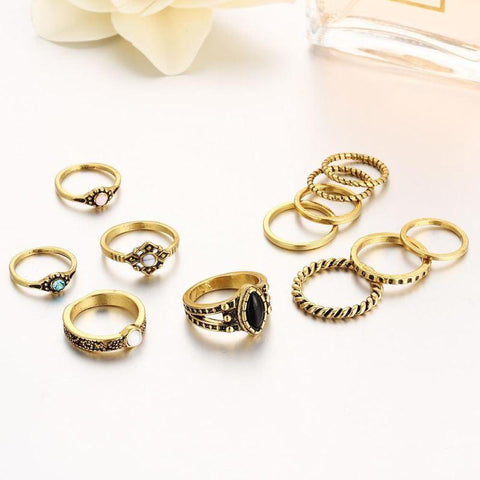 Women Silver Color Ring