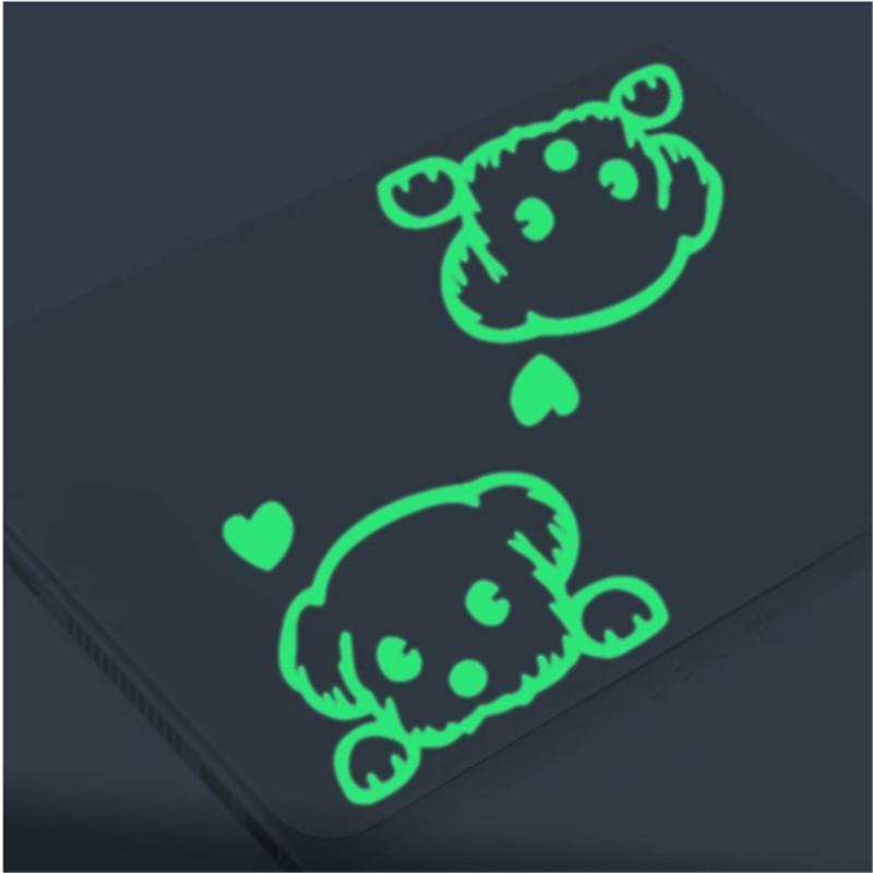Fluorescent Sticker