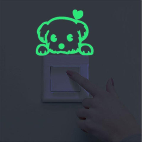 Image of switch sticker