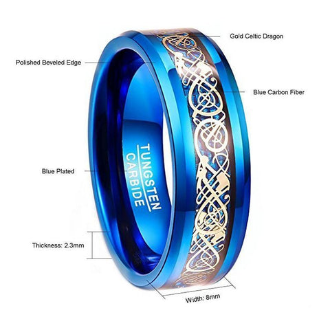 Image of Wedding Band Rings for men