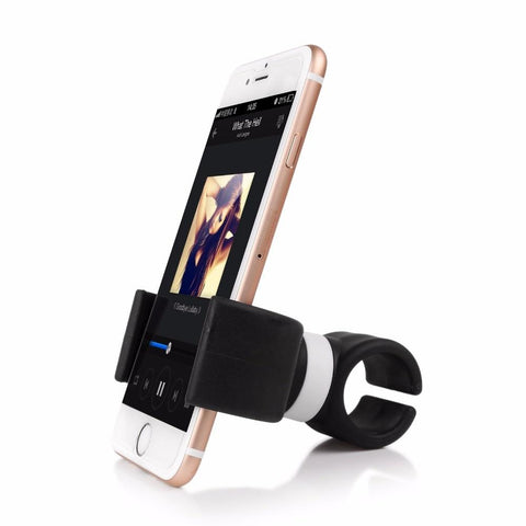 Image of iphone car holder