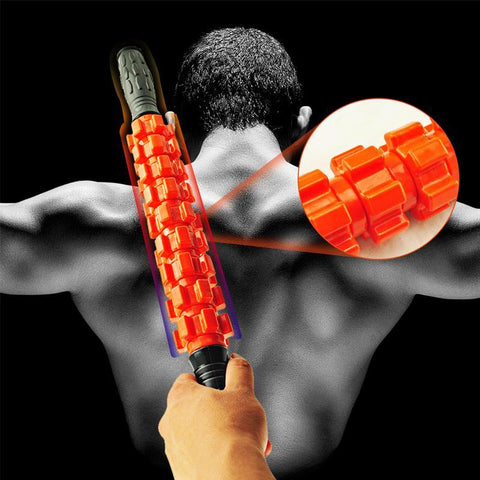 9 Spiky Point Massage Stick Roller