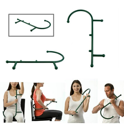 Trigger Point Back Massager Tool