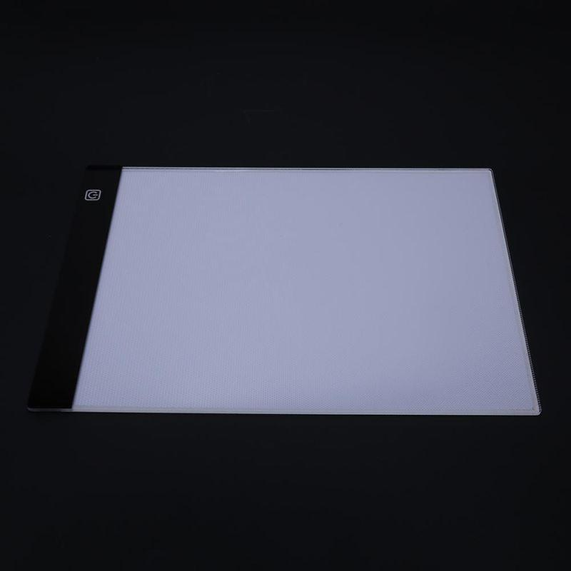A4 LED Artist Thin Art Stencil Drawing Board