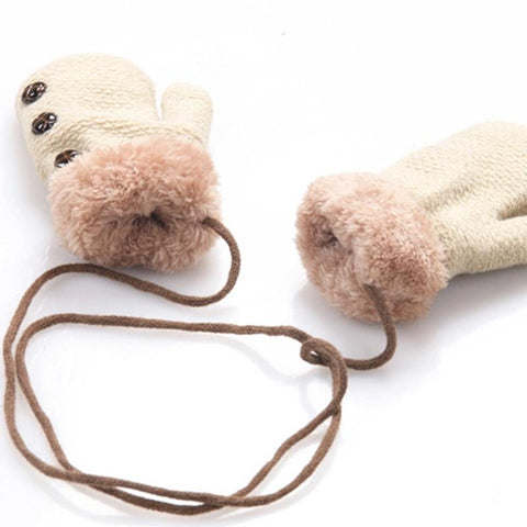 Winter Warm Toodler Mittens