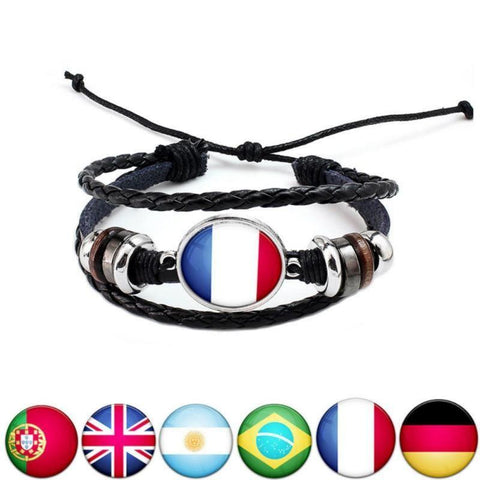 Image of rope bracelet