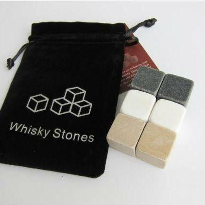 Image of whisky stones