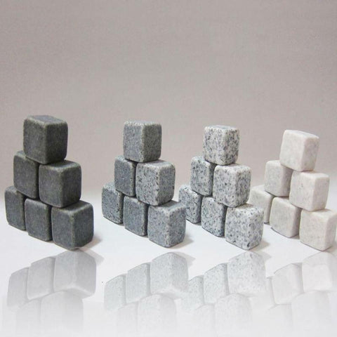 Image of Natural Granite Whiskey Stones