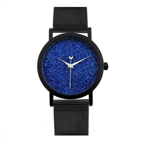 Ladies-Gift-New-Style-Watch-Enmex-Creative-Design-Starlight-In-The-Night-Sky-Simple-Face-Steel-Band-Quartz-Fashion-Wristwatch