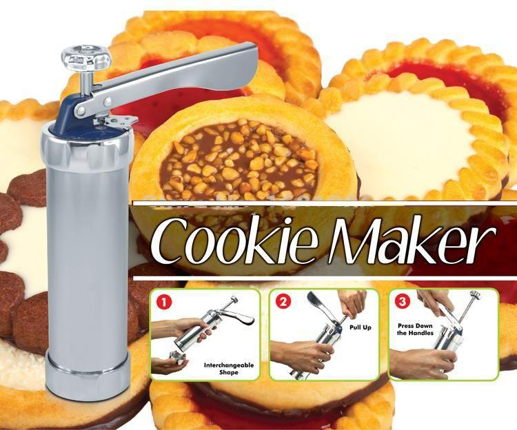 Cookie Press Machine
