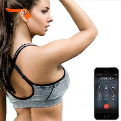 Image of Wireless Bluetooth Stereo Earphone