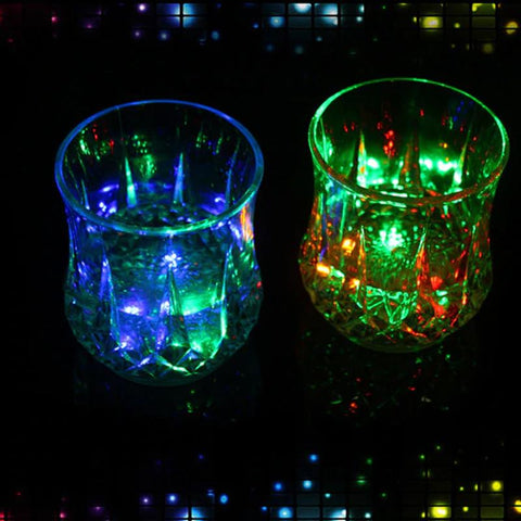 Image of light up glass
