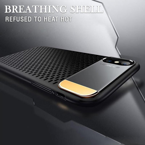 Image of Kickstand Heat Dissipation Case For iPhone