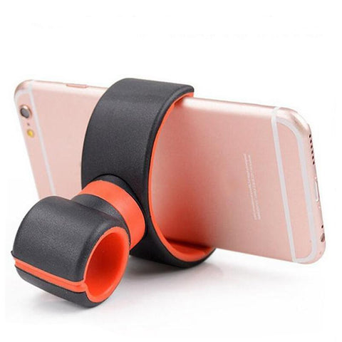 Image of phone holder for bicycle