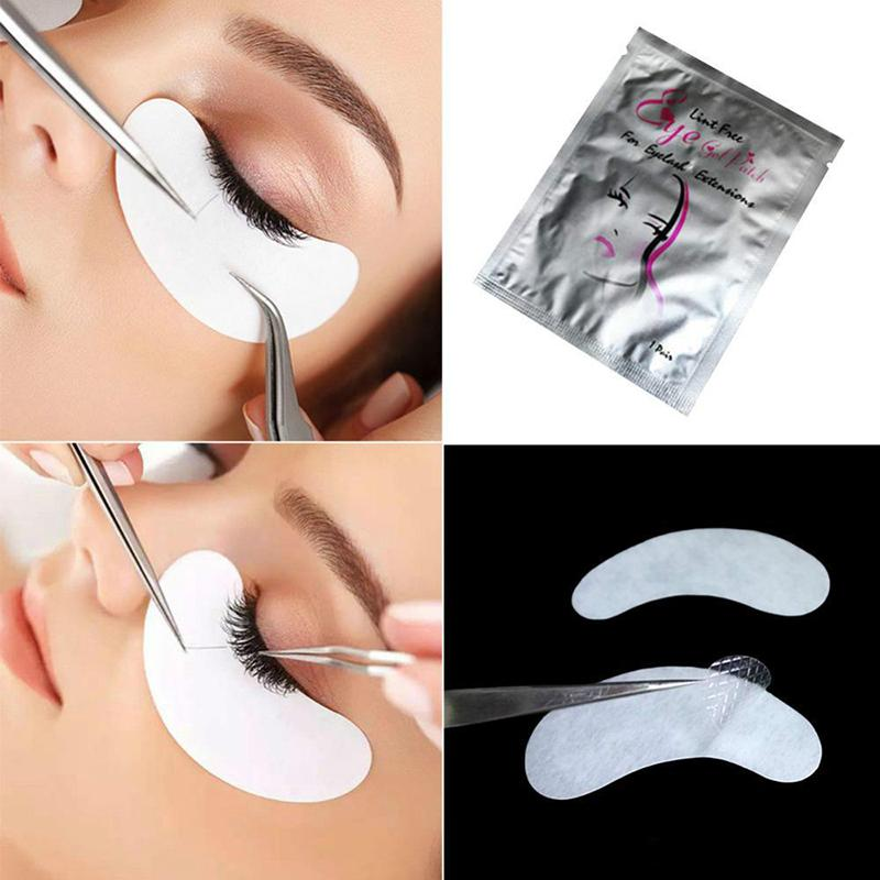 gel under eye pads