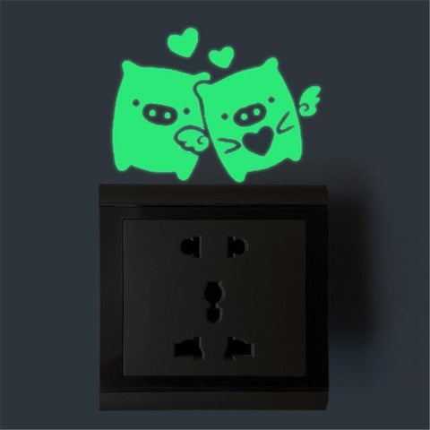 Image of Funny wall sticker