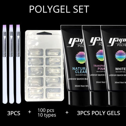 Image of PolyGel Set