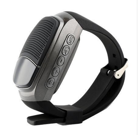Image of bluetooth bracelet speaker