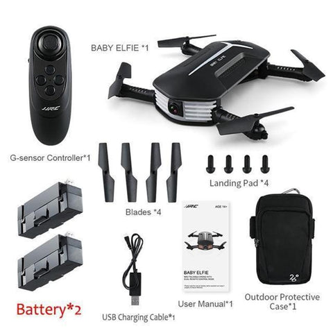 Image of JJRC H37 Foldable Drone