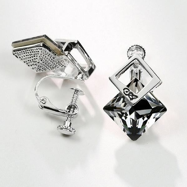 Square Star Earring