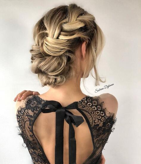 20 Popular Homecoming Hairstyles 2019