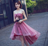 Beautiful Sweetheart Handmade Tulle Homecoming Dress 2019, Stylish Party Dresses 2019